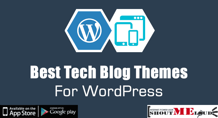 10 Hand-picked WordPress Themes For Your Technology Blog