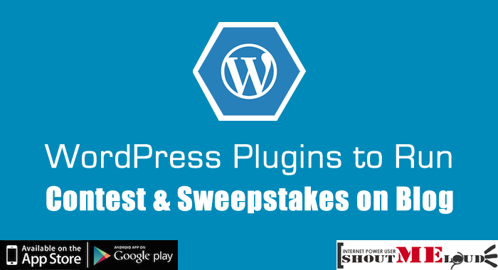 5 Best WordPress Plugins to Run Contest & Sweepstakes