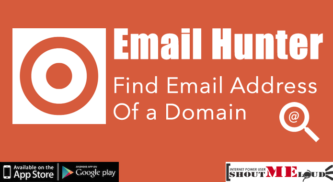 Find Email Address Of a Domain With Email Hunter- Cool Idea