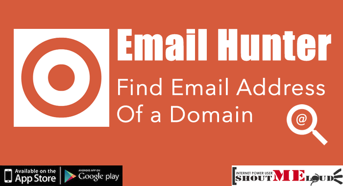 Find email Address of a Domain