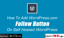 How To Add WordPress-com Free Subscription Feature on Self hosted WordPress Blog