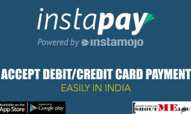 Accept Debit/Credit Card Payments Easily In India With Instapay