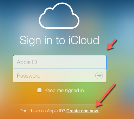 Login to Apple Publisher account