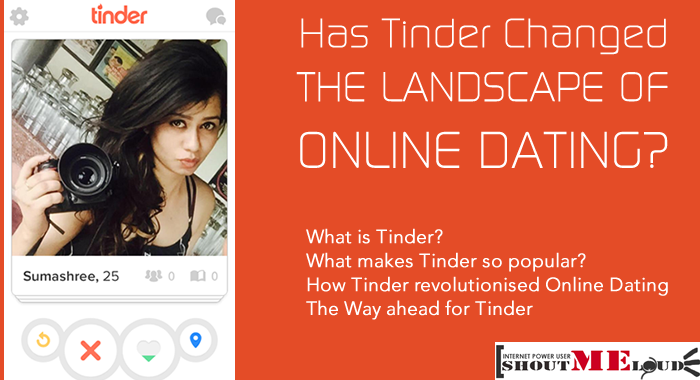 Tinder for online dating