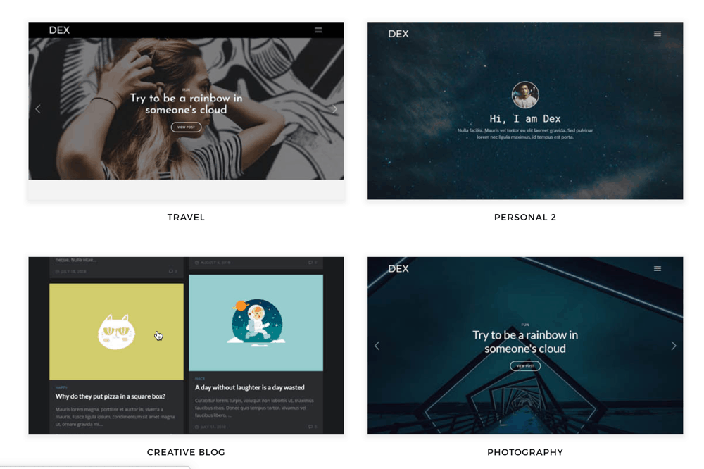 10 Premium Looking Blogger Templates Of 2019 (Most Are Free)