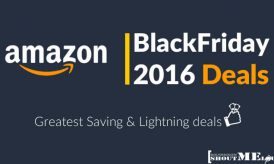 Amazon BlackFriday 2016 Deals: Greatest Saving & Lightning deals