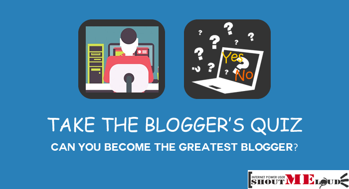 Bloggers Quiz