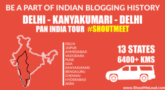 Become A Part of India Historic Road Trip From Delhi-Kanyakumari: ShoutMeet