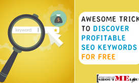 Awesome Trick To Discover Profitable SEO Keywords For Free