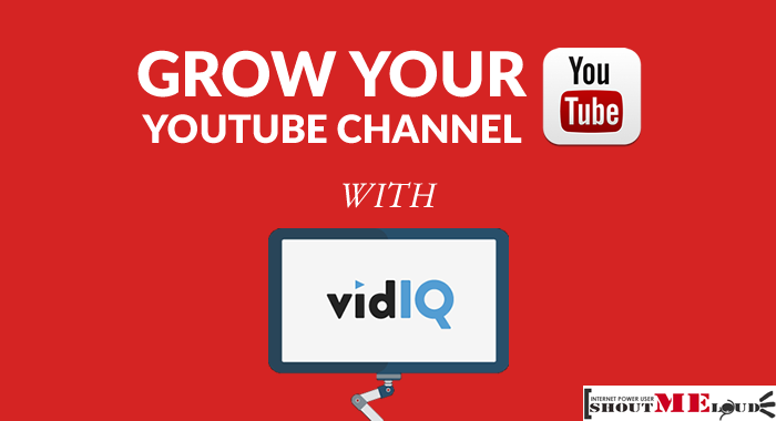 Grow Youtube Channel With VidIQ