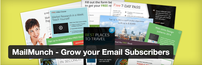 Grow Your Email Subscribers For Free
