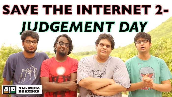 Save Freedom of Internet in India- This is our last Chance