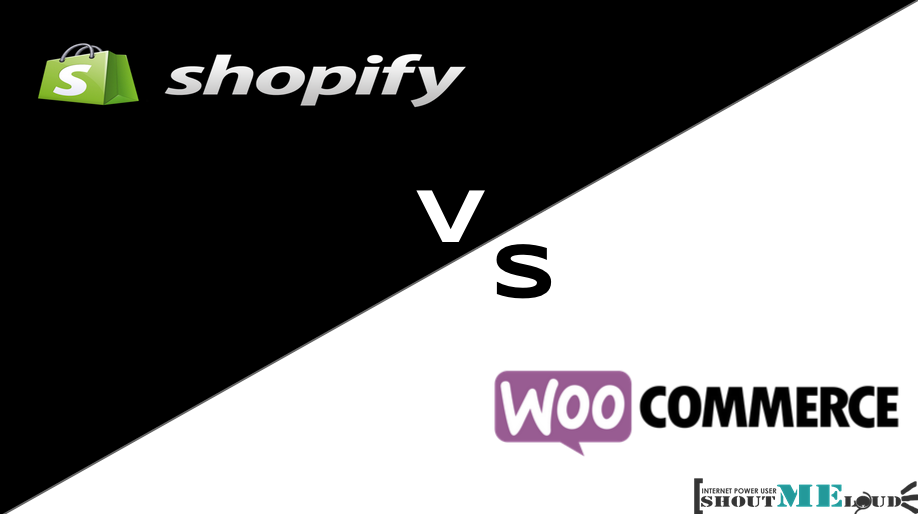 Shopify vs WooCommerce comparision