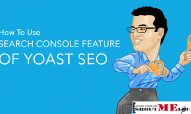 How To Use Search Console Feature of Yoast SEO