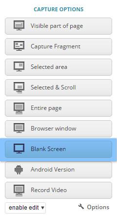 Choose Blank Image Nimbus