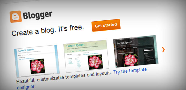Create free Blog on BlogSpot