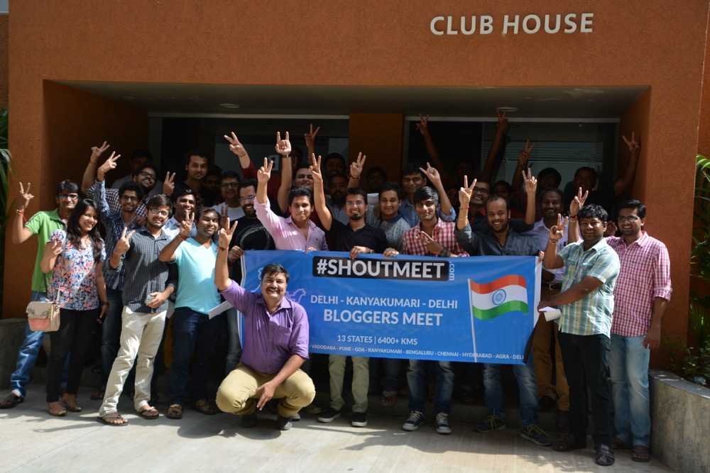 ShoutMeet Ahmedabad chapter