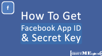 How To Get Facebook App ID & Secret Key in Next 3 Minutes