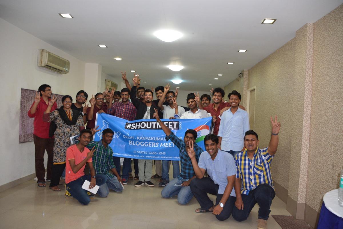 Group Pic Chennai