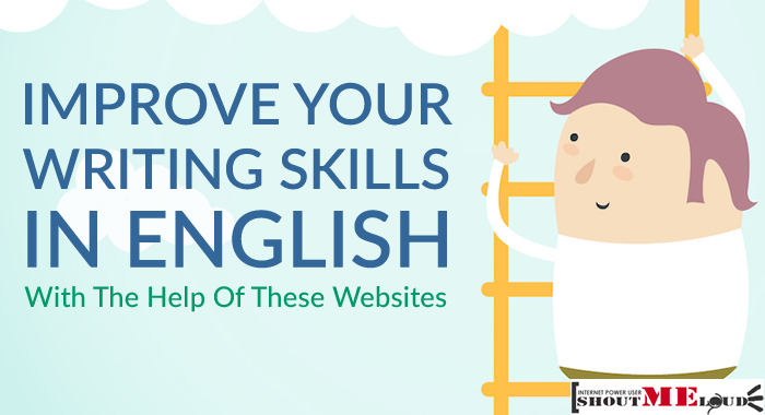 Writing english skill