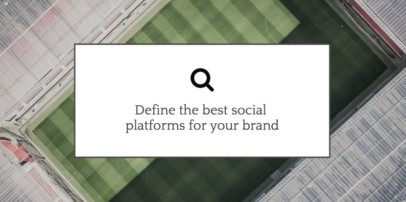 define best social media platforms