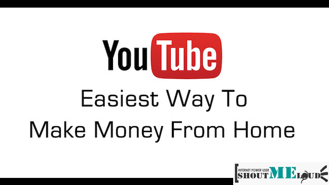 YouTube AdSense earning