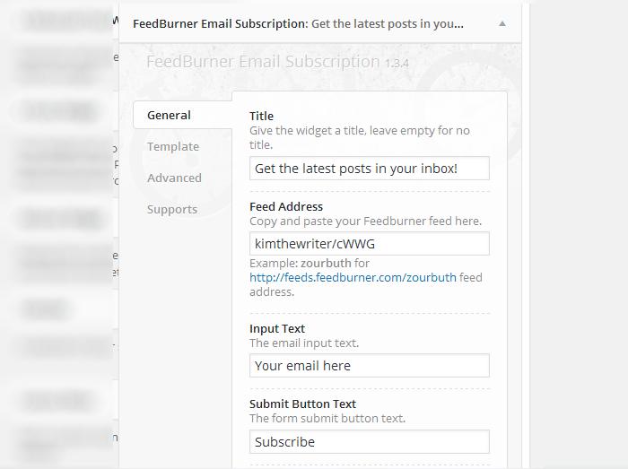 best feedburner email subscription form plugin