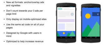 AdSense Page Level Ads Is Here To Monetize Your Mobile Site