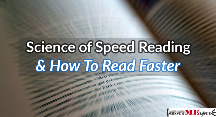 How to Read Faster - Speed Reading