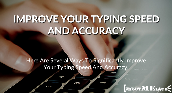 speed up your typing