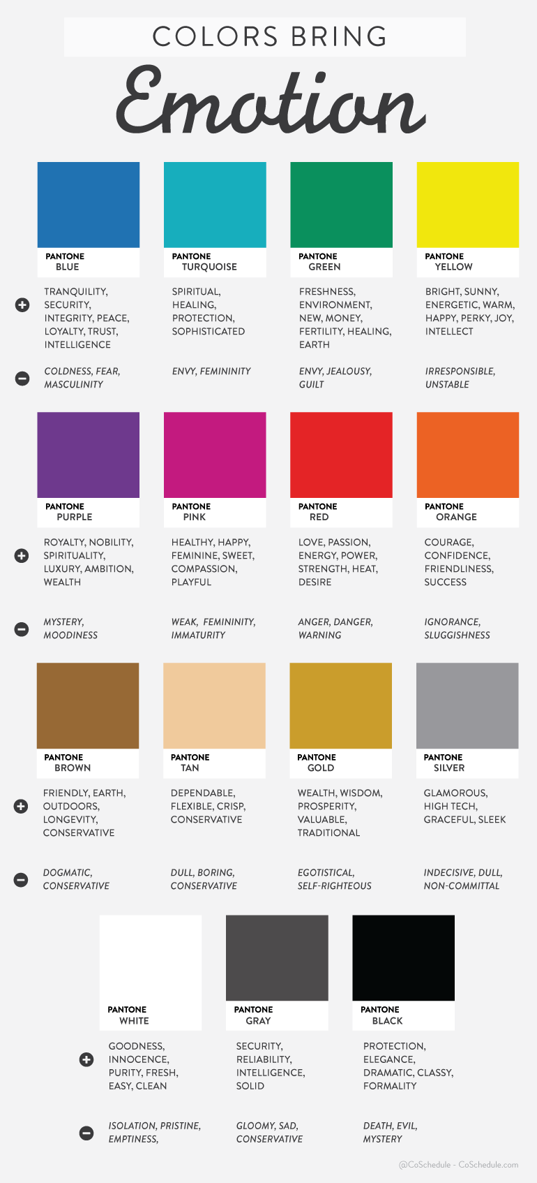 The Psychology of Colors: How Does Color Affect your
