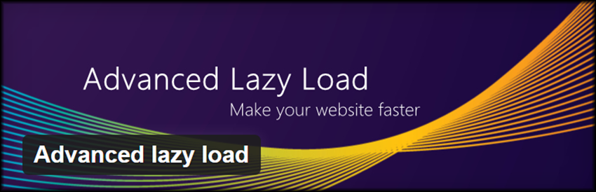 Advanced lazy load plugin