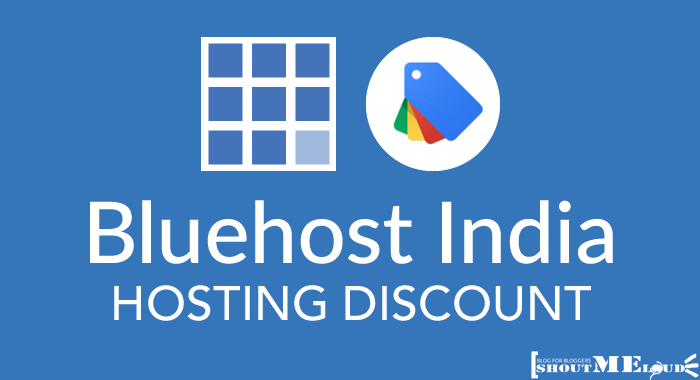 Bluehost India Hosting Discount: 30% off