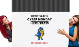 HostGator Cyber Monday Discount Coupon 2017