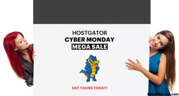 HostGator Cyber Monday Discount Coupon 2018