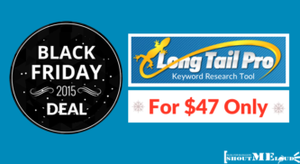 BlackFriday Deal: $47 Only For Long Tail Pro Keyword Research Tool