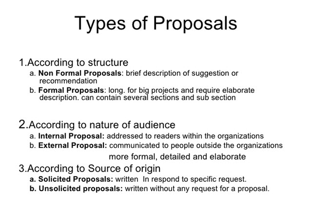 How To Write Effective Proposals A Guide For Bloggers  Freelancers