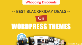 Best CyberMonday Deals On WordPress Themes- Whopping Discounts