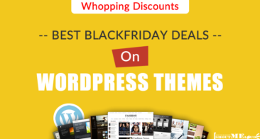 Best CyberMonday Deals On WordPress Themes- 😍 Don't miss it!