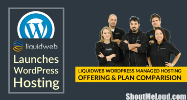 LiquidWeb launches WordPress Hosting & It looks Promising