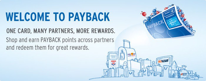 Payback multiple partner loyalty program