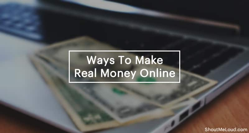 Way To Real Money Online