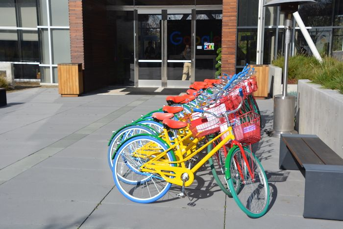 Google Cycles