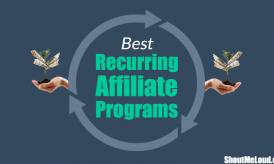 Best Recurring Affiliate Programs: Make Free Money For Life [2016]