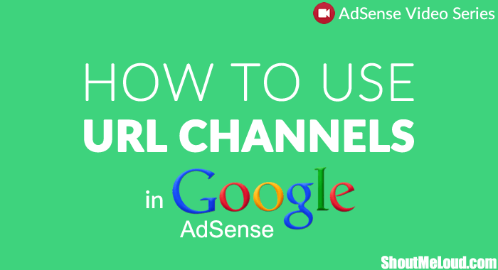 URL Channels in Google Adsense - Video Guide