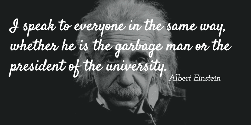 Albert Einstein Quote ShoutMeLoud.com