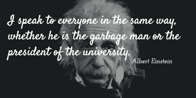 Albert Einstein Quote ShoutMeLoud.com