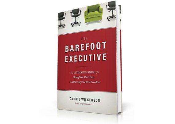 Barefoot-executive