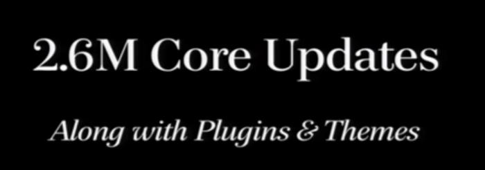 Bluehost epic WordPress updates