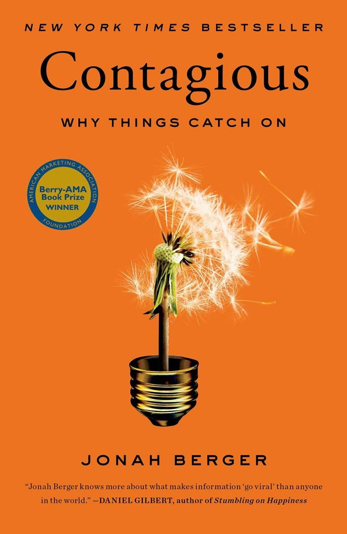 Contagious - Why things catch on